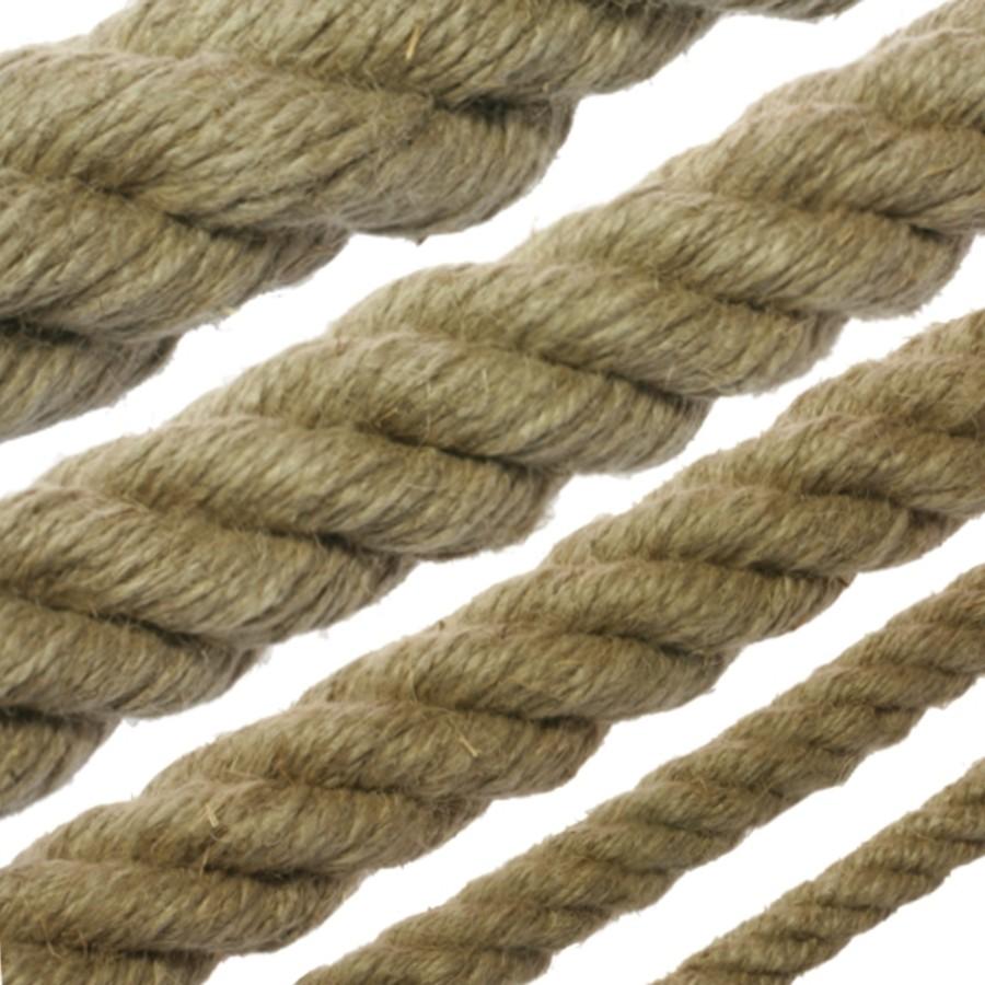 Konopné lano 20mm